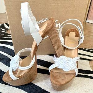 Christian Louboutin Ella Platform Sandal